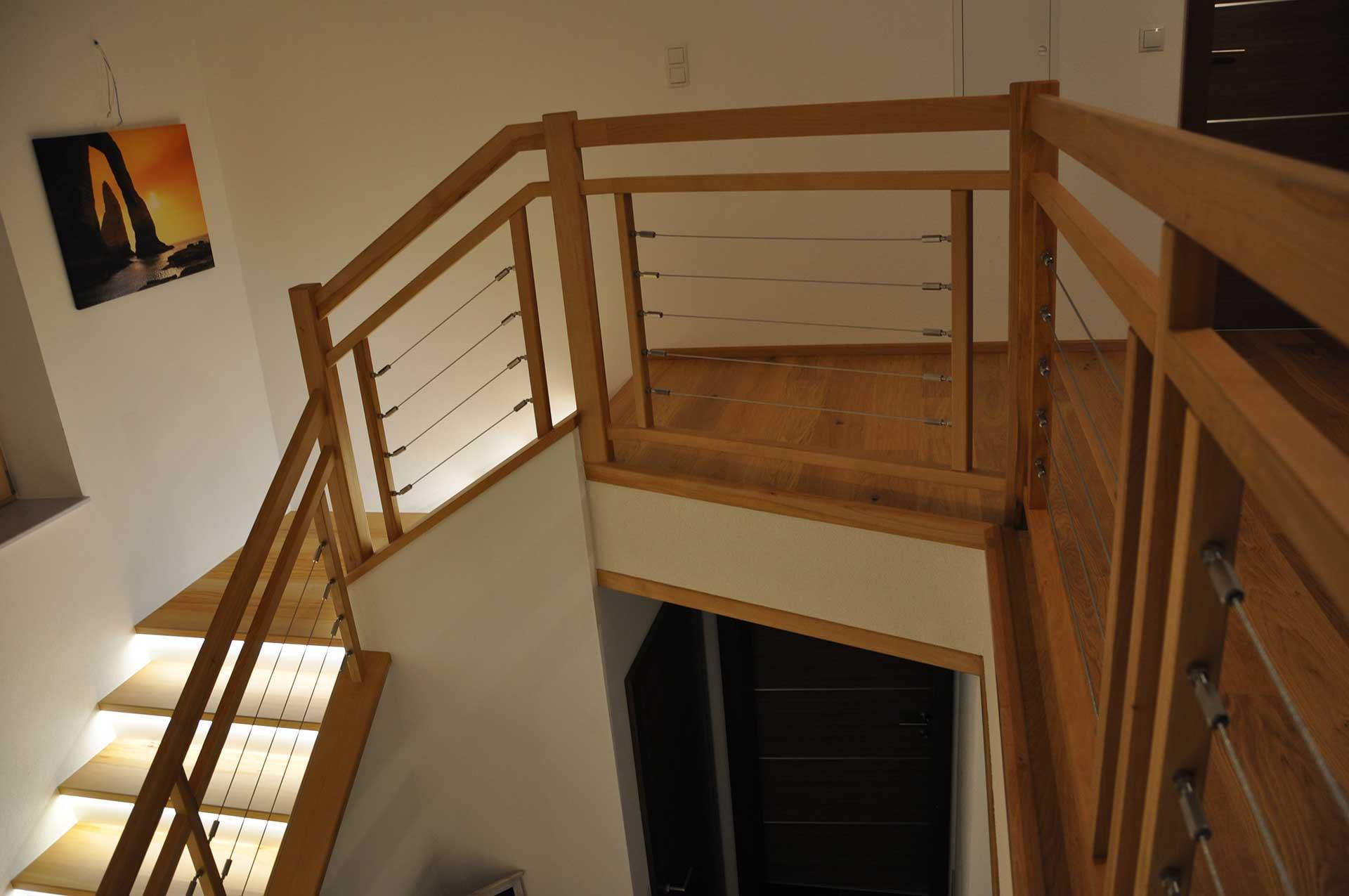 Tischlerei-Treppe-nach-Maß